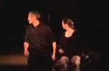 couple walking nicoll and oreck